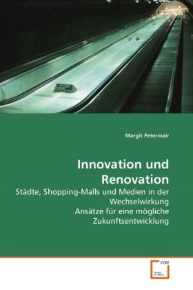 Innovation und Renovation als Buch von Margit P...