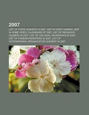 2007 als Taschenbuch von