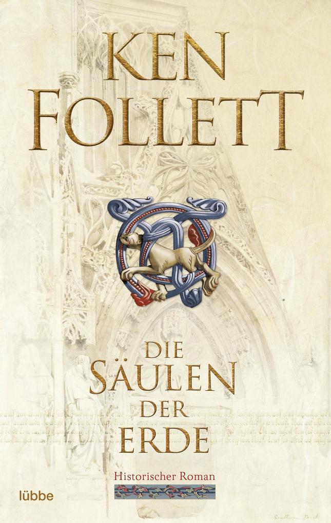 Die Säulen der Erde als eBook von Ken Follett