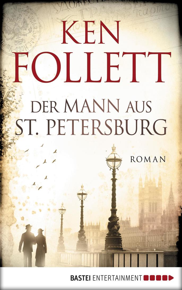Der Mann aus St. Petersburg als eBook von Ken Follett