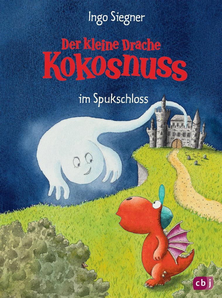 Der kleine Drache Kokosnuss im Spukschloss als eBook von Ingo Siegner