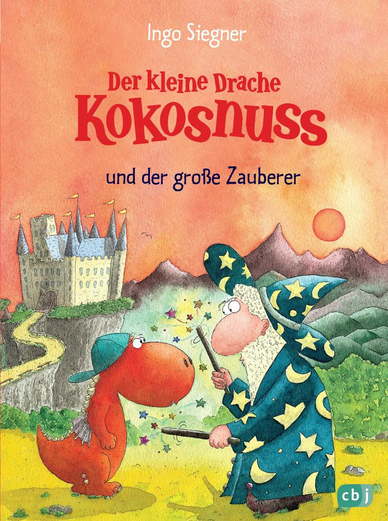 Der kleine Drache Kokosnuss und der große Zauberer als eBook von Ingo Siegner