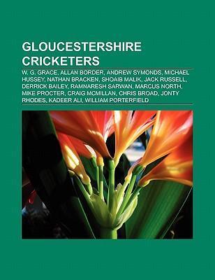 Gloucestershire cricketers als Taschenbuch von - Books LLC, Reference Series