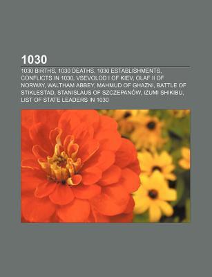 1030 als Taschenbuch von