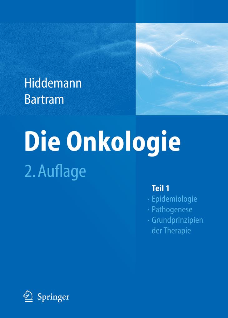 Die Onkologie als eBook von