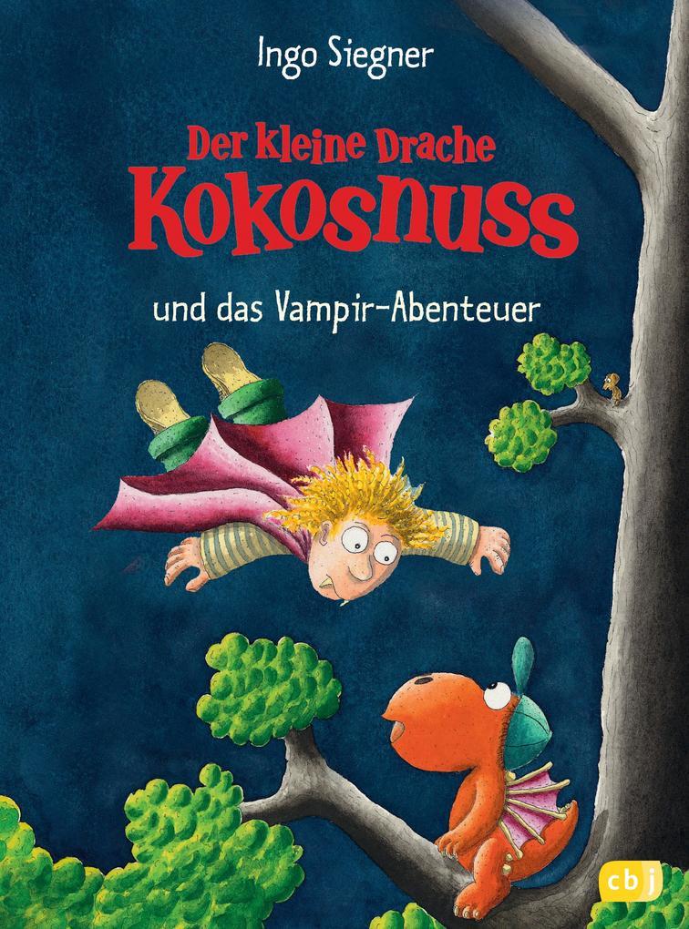 Der kleine Drache Kokosnuss und das Vampir-Abenteuer als eBook von Ingo Siegner