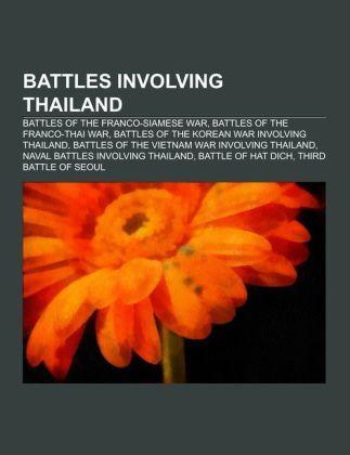 Battles involving Thailand als Taschenbuch von