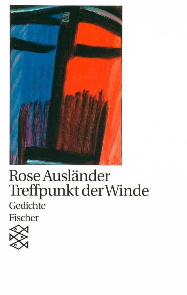 Treffpunkt der Winde als Taschenbuch von Rose Ausländer