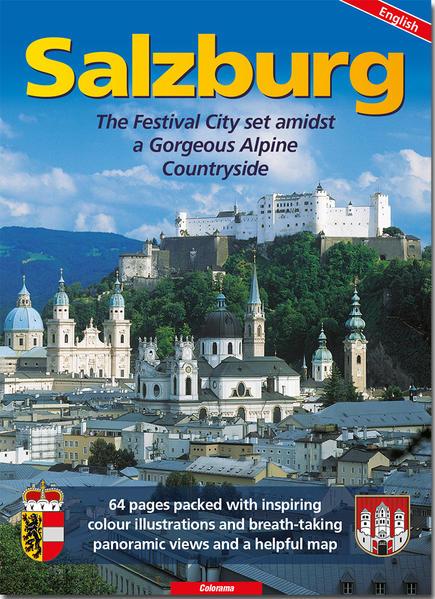 Salzburg als Buch von Bernhard Helminger