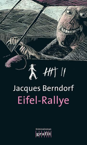 Eifel-Rallye als Buch von Jacques Berndorf