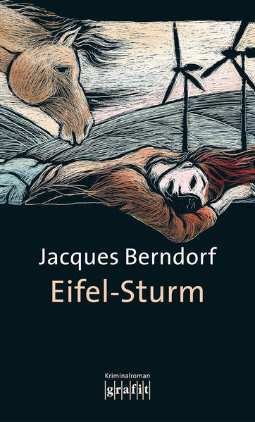 Eifel-Sturm als Buch von Jacques Berndorf
