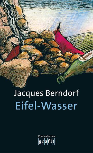 Eifel-Wasser als Buch von Jacques Berndorf