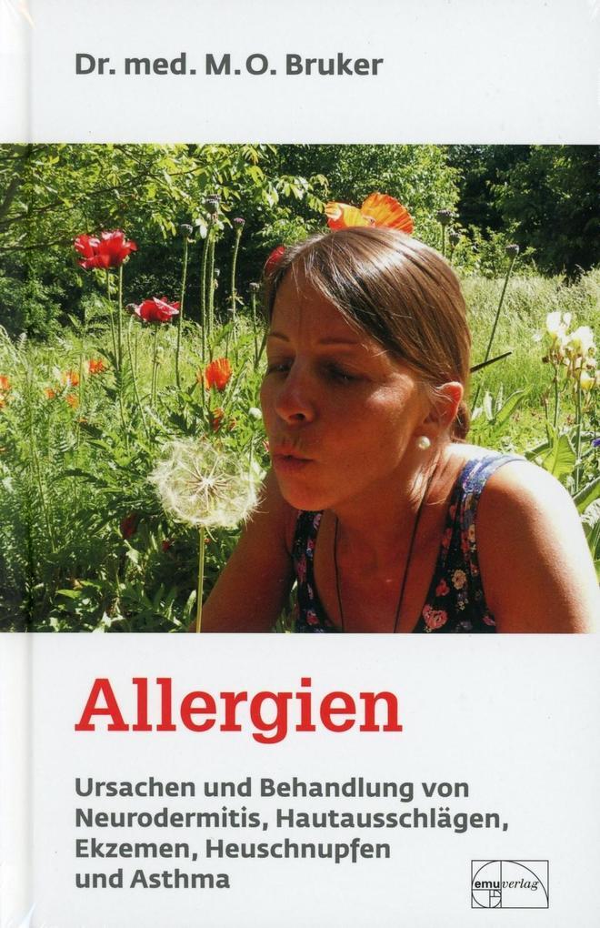 Allergien müssen nicht sein als Buch von Max Otto Bruker