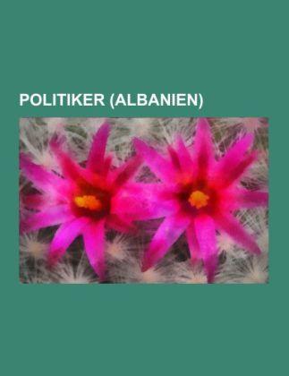 Politiker (Albanien) als Taschenbuch von