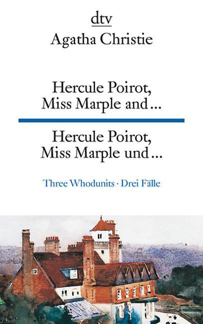 Hercule Poirot, Miss Marple und ... (Drei Fälle) als Taschenbuch von Agatha Christie