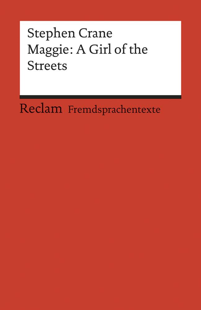 Maggie: A Girl of the Streets als Taschenbuch von Stephen Crane