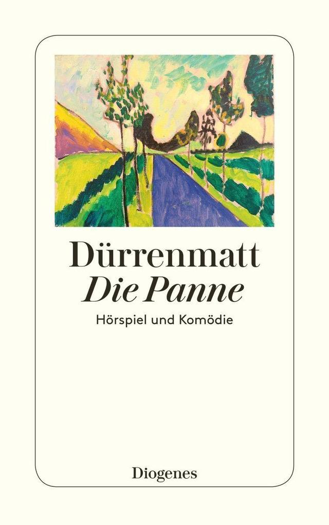 Die Panne als Taschenbuch von Friedrich Dürrenmatt