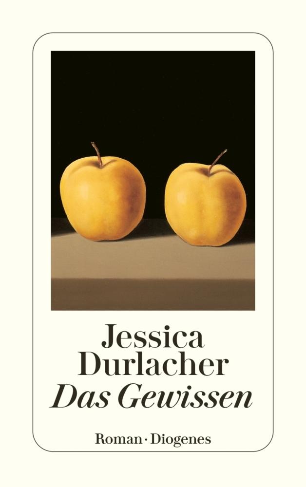 Das Gewissen als Taschenbuch von Jessica Durlacher
