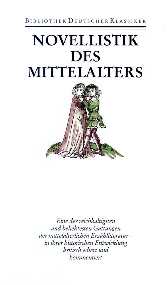 Novellistik des Mittelalters als Buch von