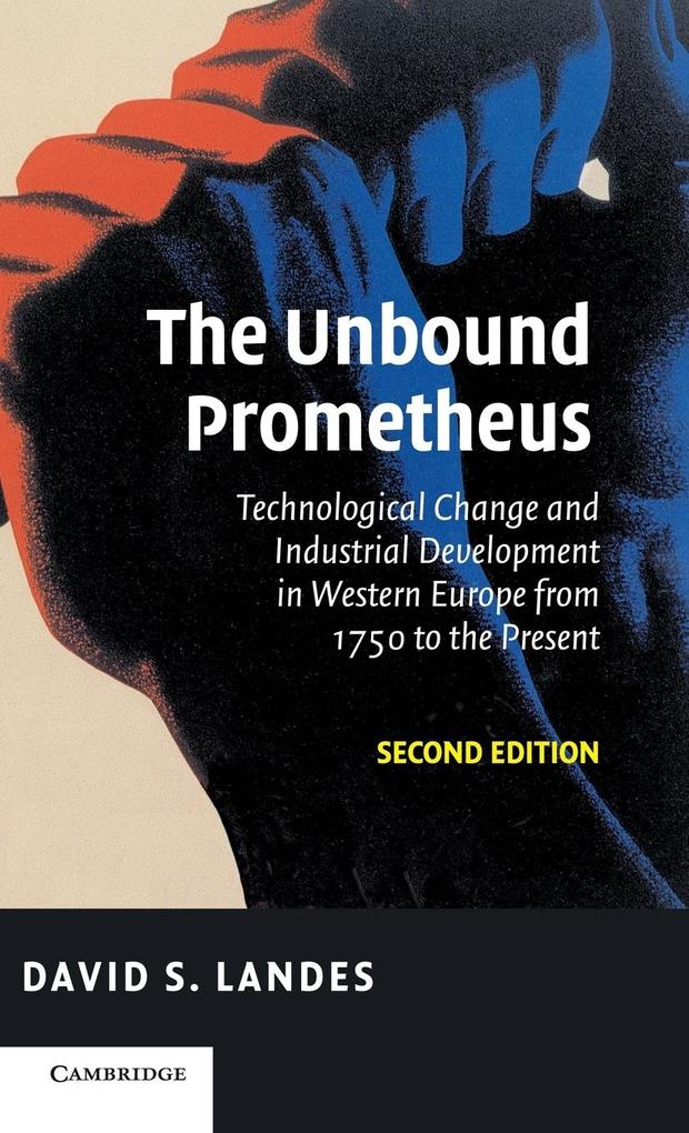 The Unbound Prometheus: Technological Change and Industrial Development in Western Europe from 1750 to the Present als B