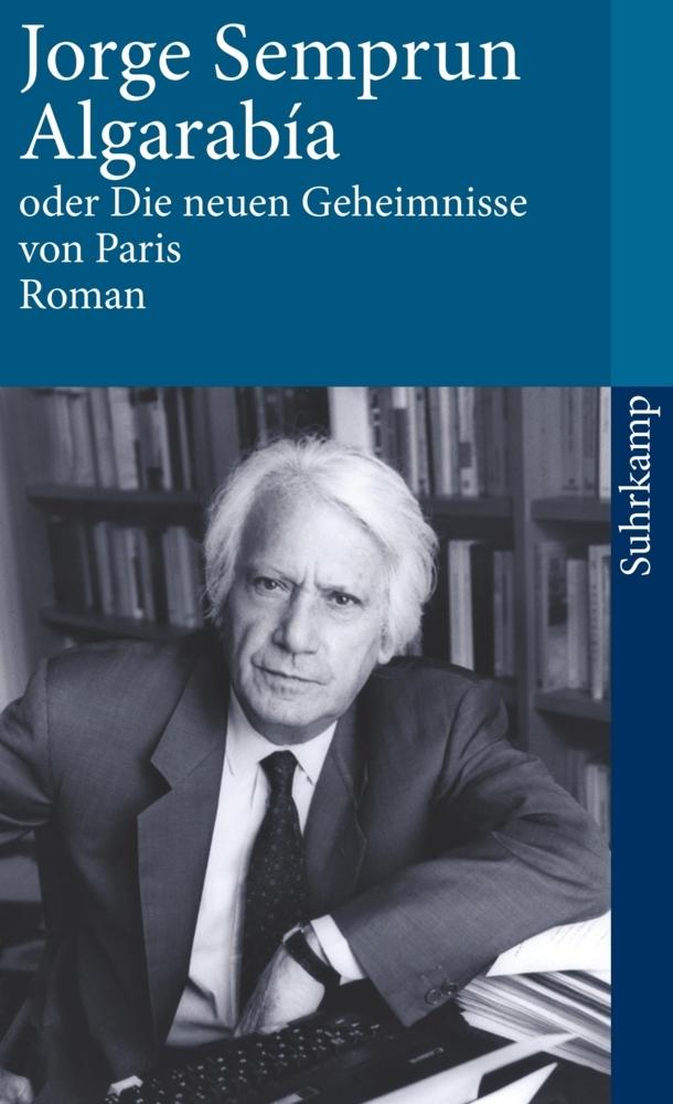 Algarabia oder Die neuen Geheimnisse von Paris als Taschenbuch von Jorge Semprun