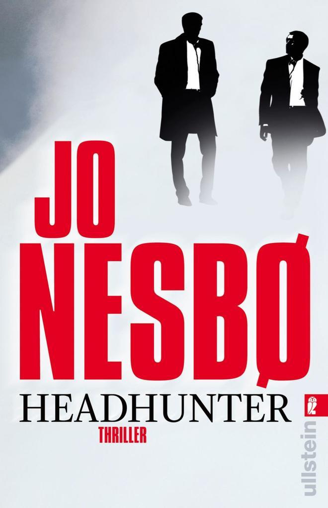 Headhunter als eBook von Jo Nesbø