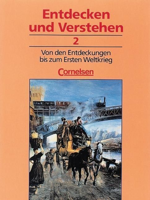 Entdecken und Verstehen 2. Allgemeine Ausgabe als Buch von Thomas Berger-v. d. Heide Erwin Curdt Heidrun Heide Karl-Heinz Müller Harald Neifeind