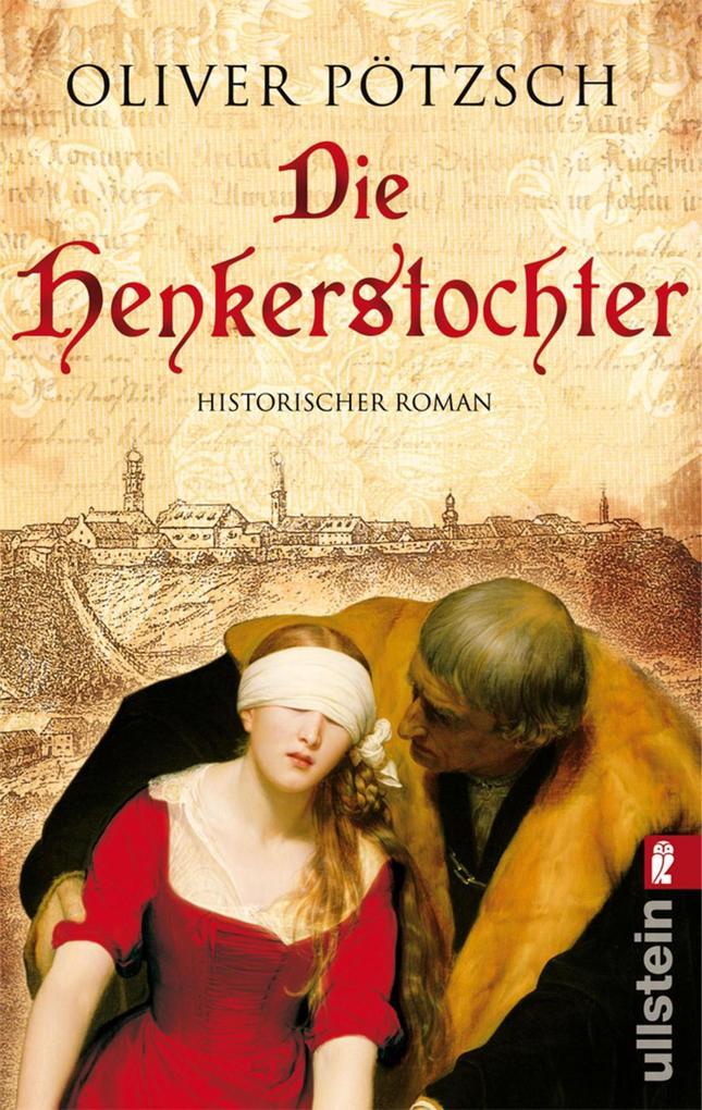 Die Henkerstochter als eBook von Oliver Pötzsch