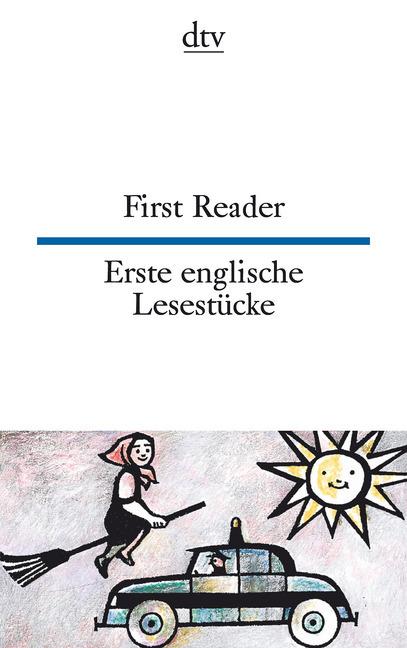 Erste englische Lesestücke / First Reader als Taschenbuch von