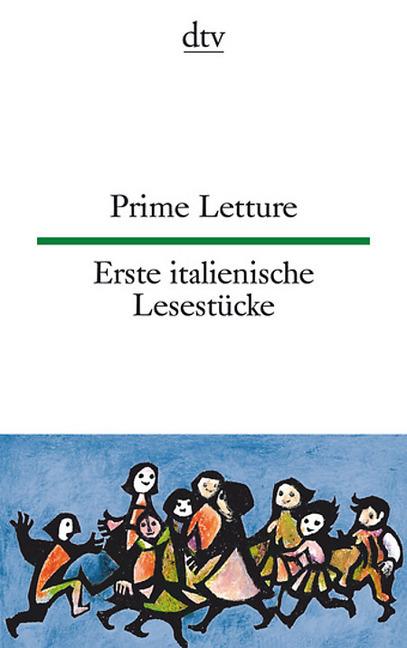 Prime Letture Erste italienische Lesestücke als Taschenbuch von