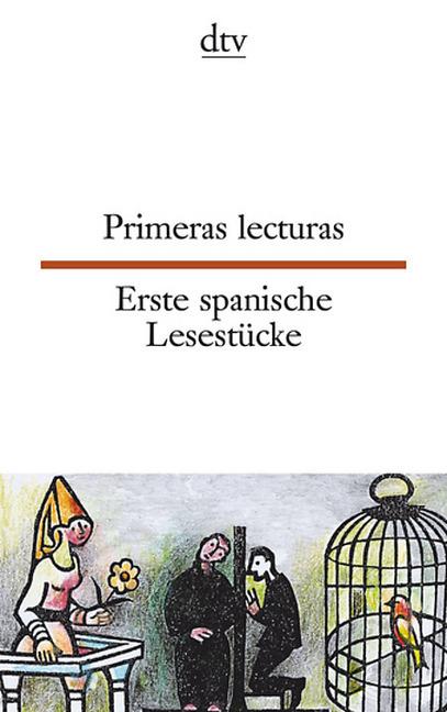 Primeras lecturas Erste spanische Lesestücke als Taschenbuch von