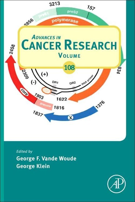 Advances in Cancer Research, Volume 108 als Buch von
