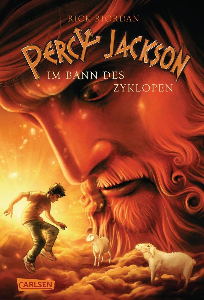 Percy Jackson 02. Im Bann des Zyklopen als eBook von Rick Riordan