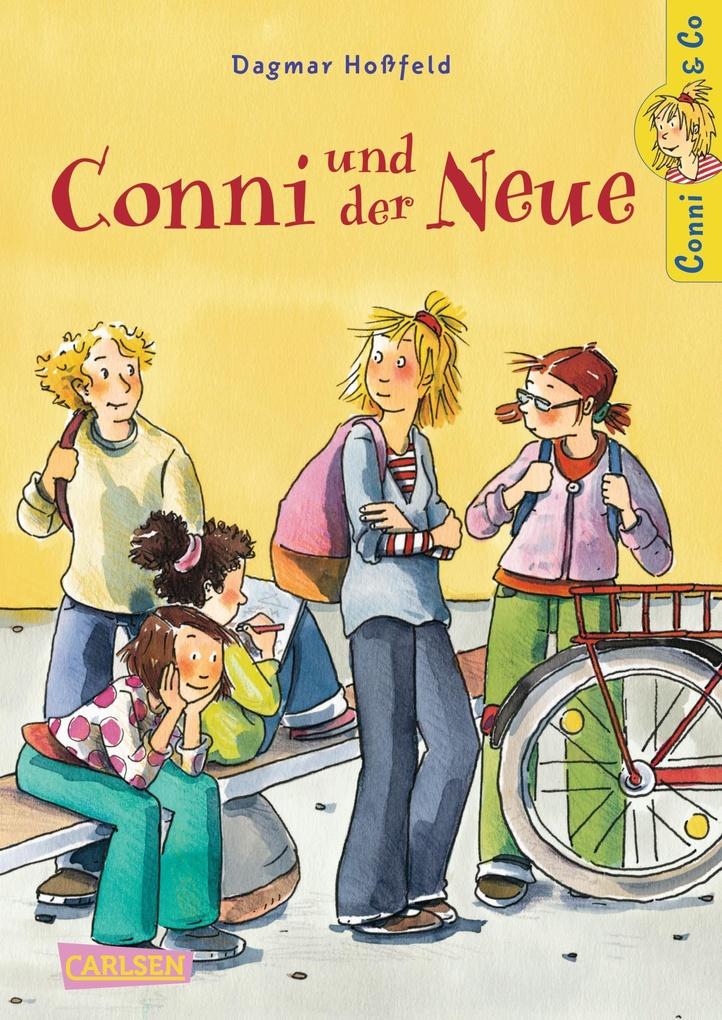 Conni & Co 2: Conni und der Neue als eBook von Dagmar Hoßfeld