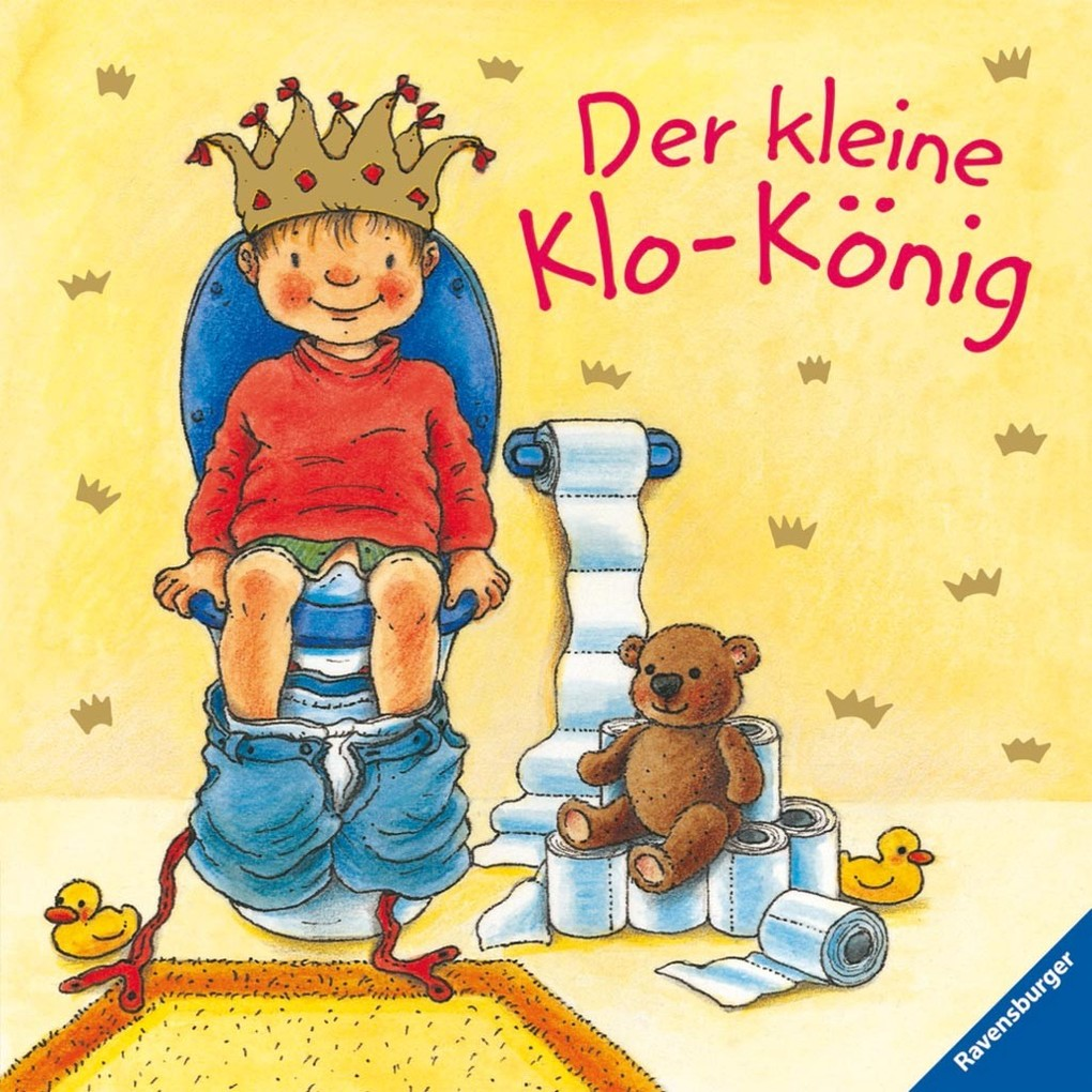 Der kleine Klokönig als Buch von Sandra Grimm
