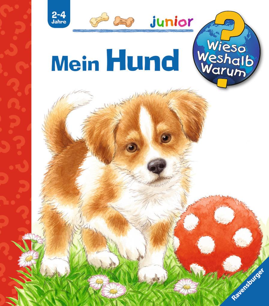 Mein Hund als Buch von Patricia Mennen