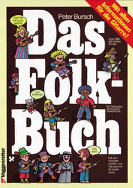 Das Folk - Buch als Buch von Peter Bursch