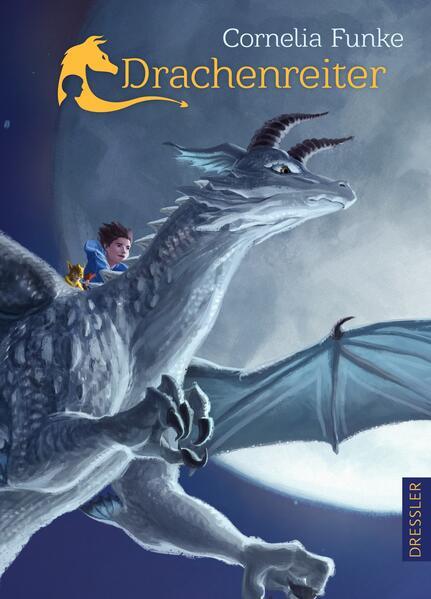 Drachenreiter als Buch von Cornelia Funke