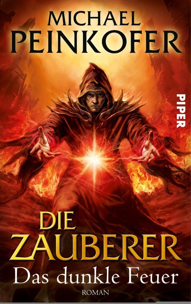 Die Zauberer als eBook von Michael Peinkofer