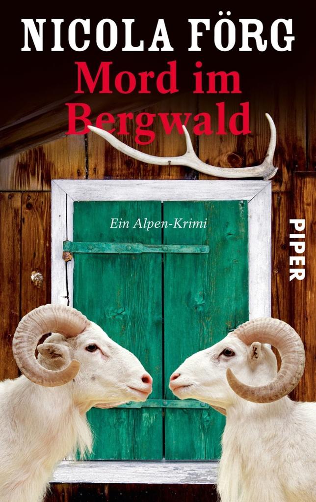 Mord im Bergwald als eBook von Nicola Förg