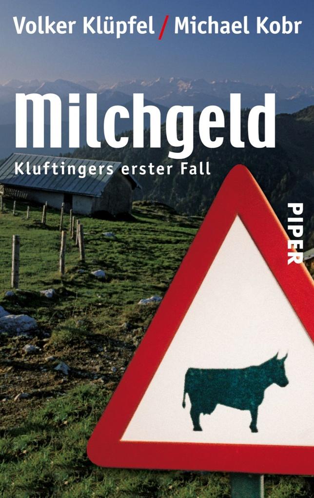 Milchgeld als eBook von Volker Klüpfel, Michael Kobr