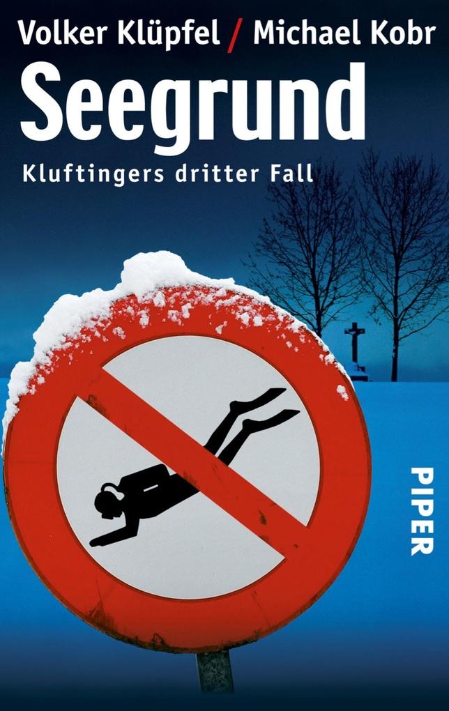 Seegrund als eBook von Volker Klüpfel, Michael Kobr
