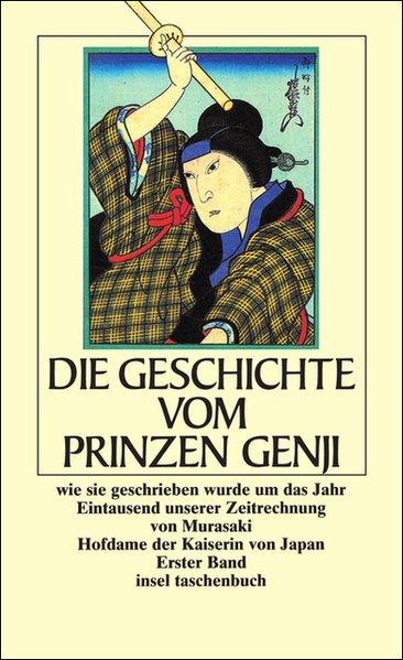 Die Geschichte vom Prinzen Genji als Taschenbuch von Murasaki