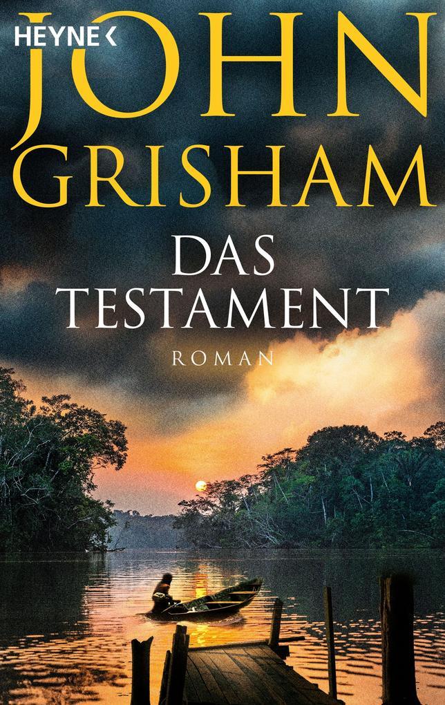 Das Testament als Taschenbuch von John Grisham