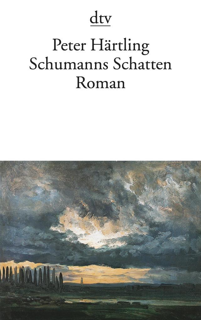 Schumanns Schatten als Taschenbuch von Peter Härtling