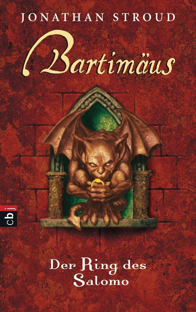 Bartimäus - Der Ring des Salomo als eBook von Jonathan Stroud
