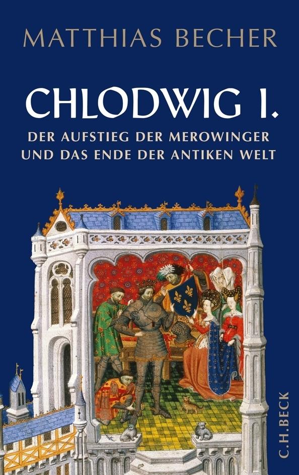 Chlodwig I. als Buch von Matthias Becher