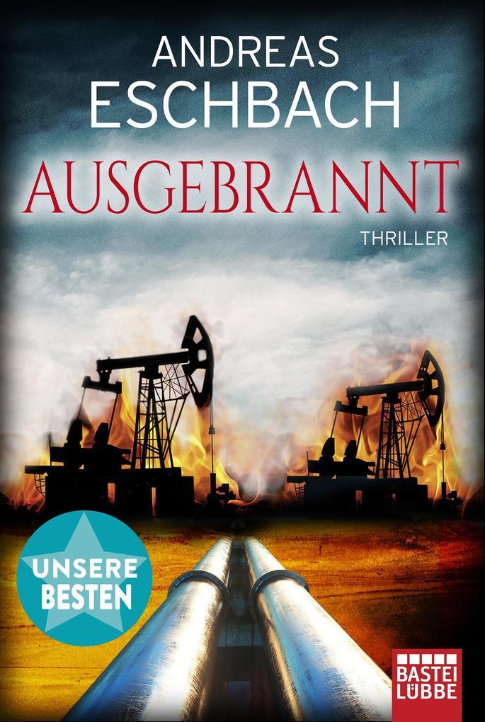 Ausgebrannt als eBook von Andreas Eschbach