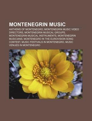 Montenegrin music als Taschenbuch von