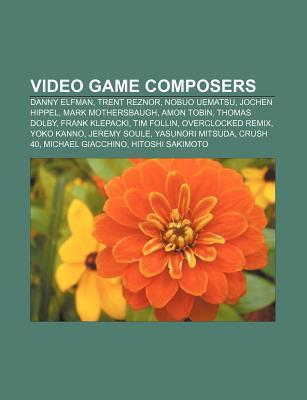 Video game composers als Taschenbuch von